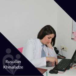 Rusudan Khmaladze, Nurse