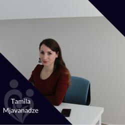 Tamila Mjavanadze, Lawyer
