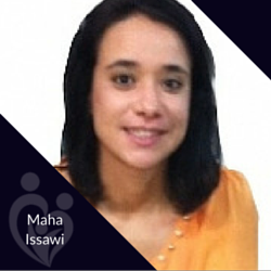 Maha Issawi, International Patient Coordinator