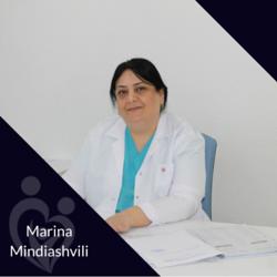 Marina Mindiashvili, Gynecologist