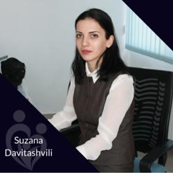 Suzana Davitashvili, Public Relations