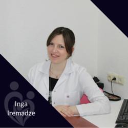 Inga Iremadze, Nurse