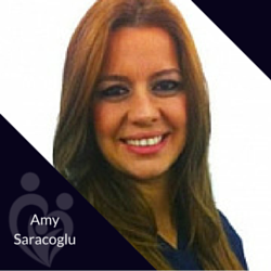Amy Saracoglu, International Patient Coordinator