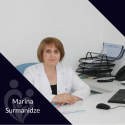 Marina Surmanidze, Obstetrics-Gynecologist
